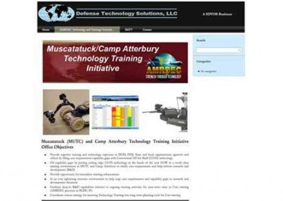 Defense Technology solutions