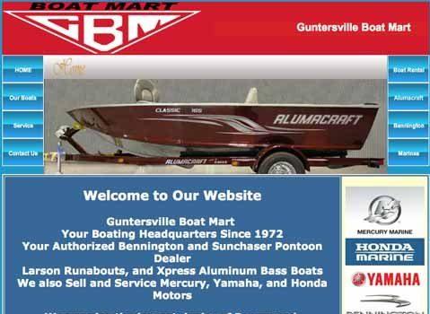 Guntersville boat mart