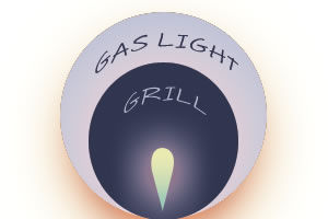 Gas Light Grille Logo