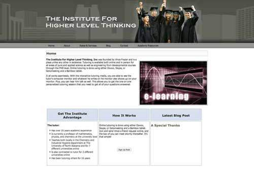 Higher Level Thinking Institute