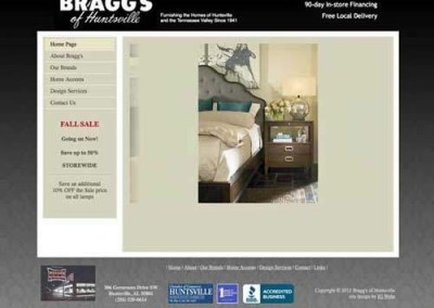 Bragg's Furniture
