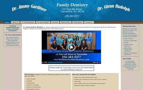 Dr. Jimmy Gardiner Dentistry