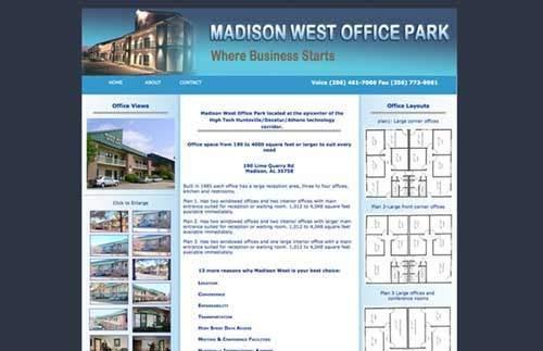 madison office park