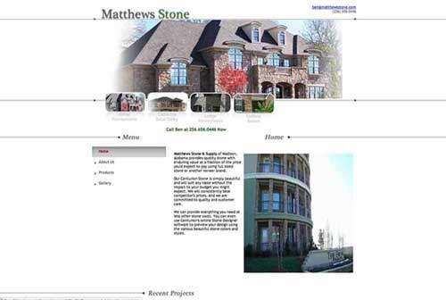 Matthews Stone