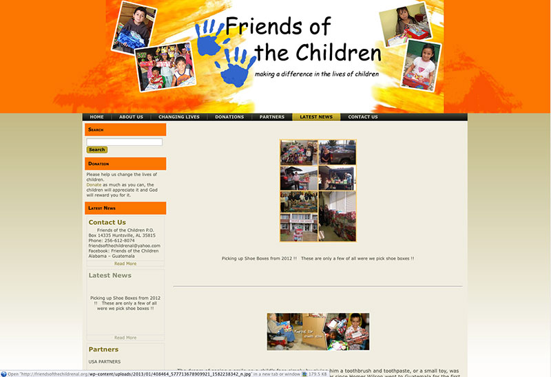Friends of the Children