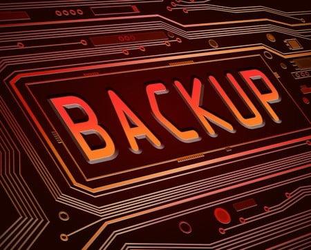 Huntsville Web Design back up service