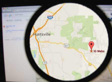 Putting Your Business On Google's Map