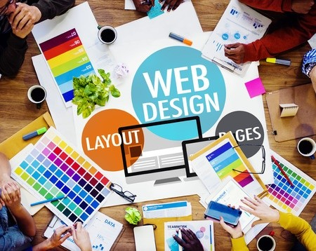 Many facets of web design