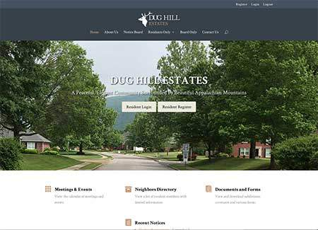 Dug Hill Estates