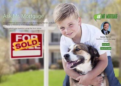 Ask Mr Mortgage