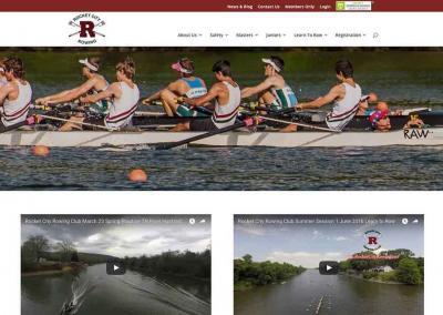 Rocket City Rowing
