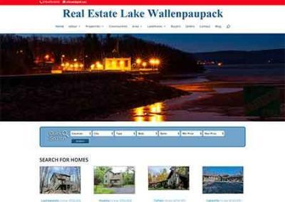 Real Estate Lake Wallenpaupack