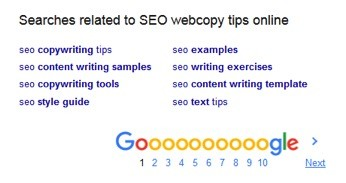 searches related to SEO