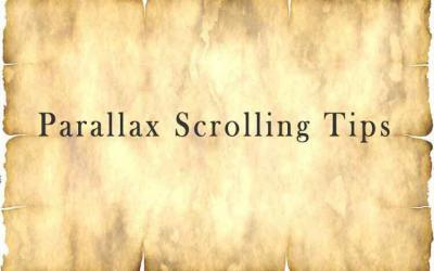 Parallax Scrolling: 8 Tips from Huntsville Web Design