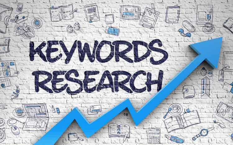 Huntsville web design keyword research