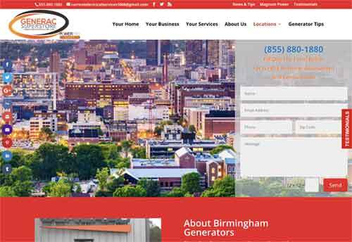 Birmingham Generators