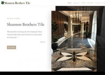 Shannon Brothers Tile
