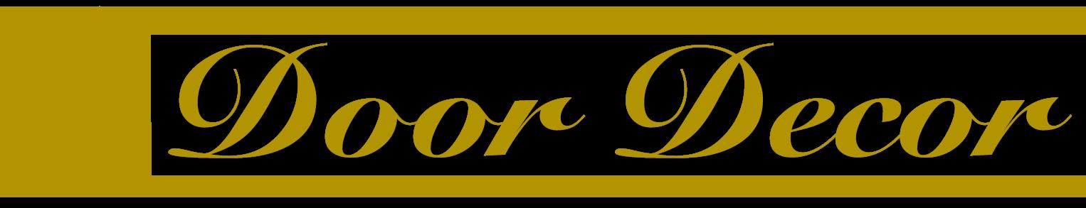 door decor logo